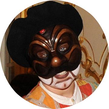 Mask of Harlequin