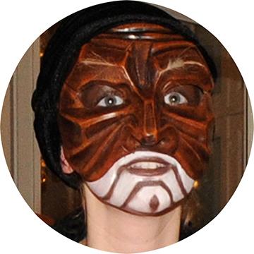 Mask of Pantalone